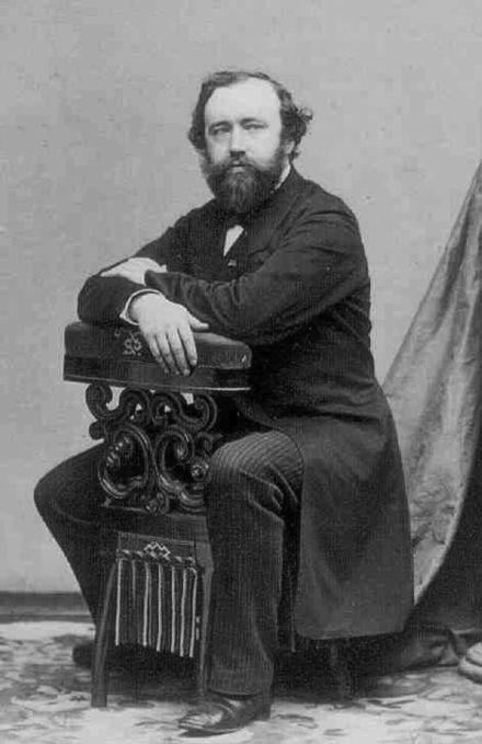 Adolphe Sax - inventor of the saxophone