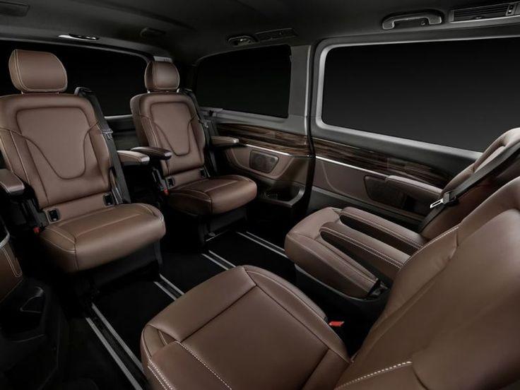 Nouvelle Mercedes Classe V