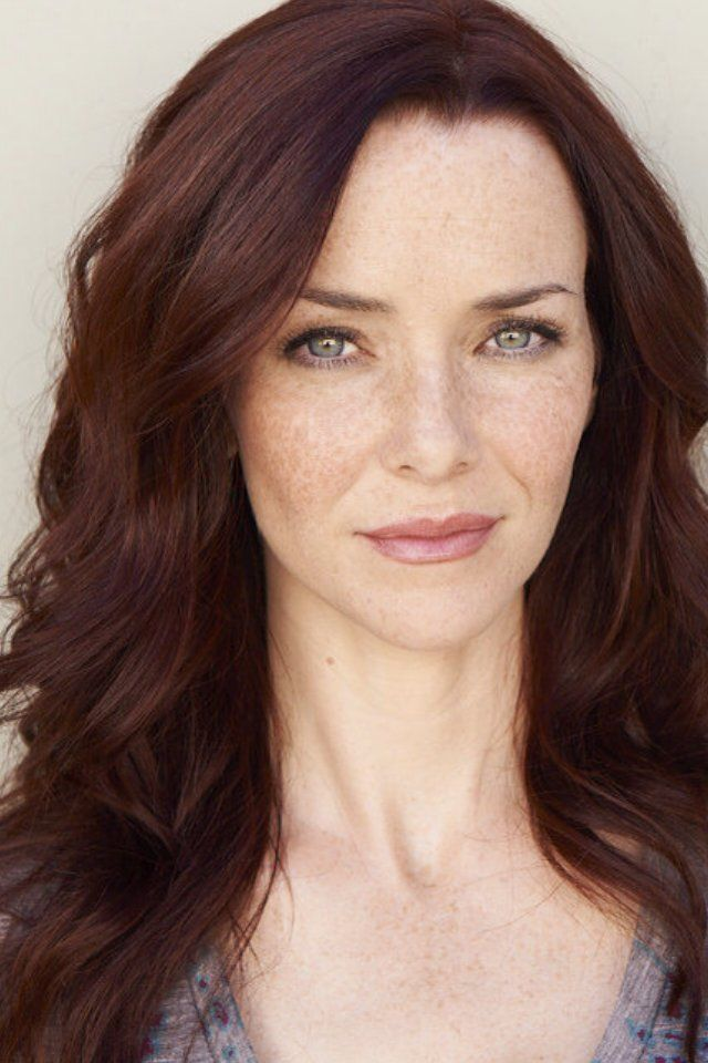 Kate Sommerville (Annie Wersching) Lymond Chronicles, but with brown eyes.