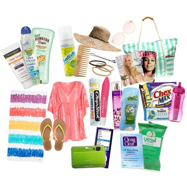 Whats In My Beach Bag ☀