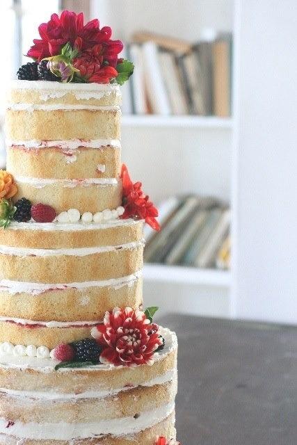 Fox reality show fake wedding cakes