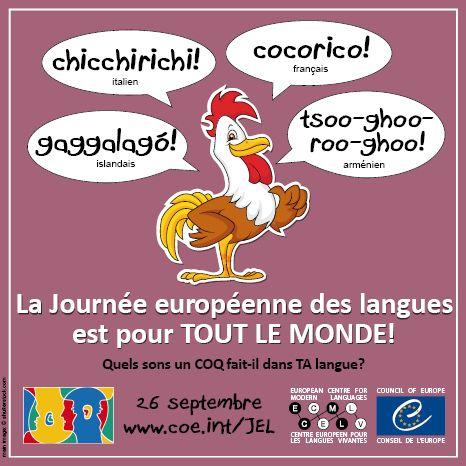 Journée européenne des langues > Language Fun > Send a card!