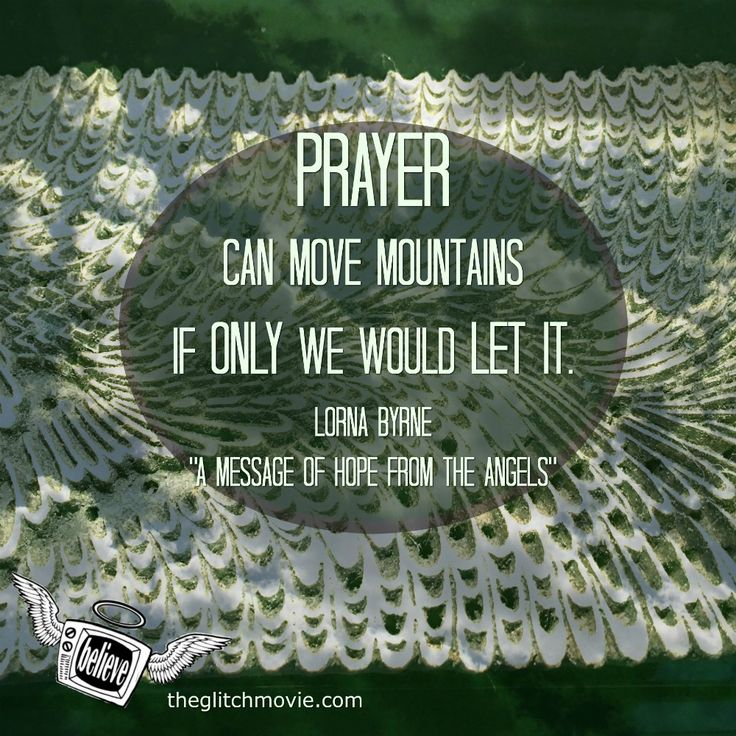 Do you believe our prayers can move mountains?  Lorna Byrne is an internationally-known Irish mystic who has communicated with Angels from the cradle. Amazingly she was my first interview! Click 2x on the Pin to listen to Lorna talk about the Power of Prayer. Shared with Love.