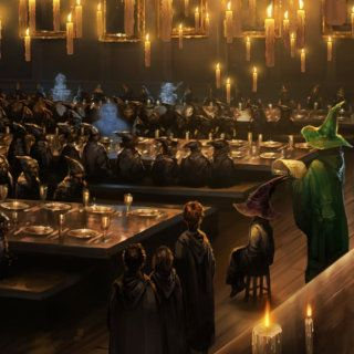 Pottermore - The Sorting Hat