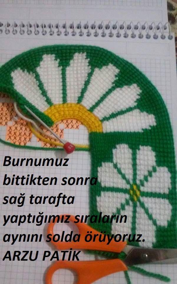 Arzunun Patikleri: Tunusişi Patik Öğreniyorum