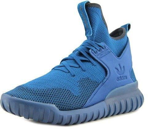 Adidas Tubulare X Pk Uomini Noi Blu Blu E Scarpe Da Ginnastica.
