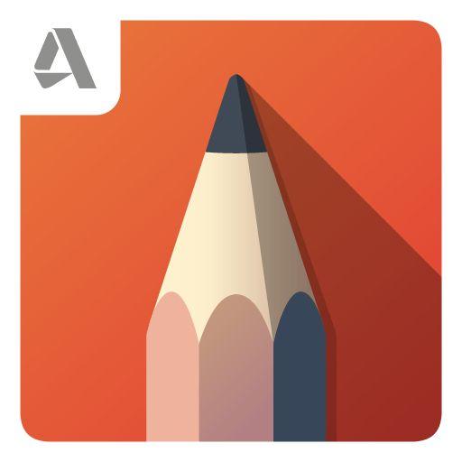 Autodesk SketchBook Pro v3.7.1 Cracked Apk