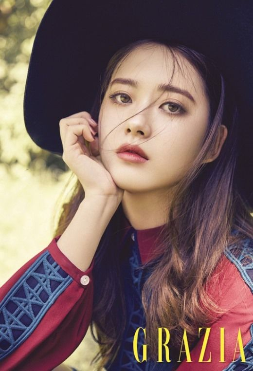 Go Ara Admits She Would Rather Be Acting Than Be Free with 'Grazia' | Koogle TV