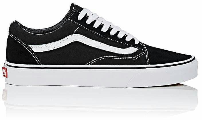 Black and white Vans | White vans, Black and white sneakers
