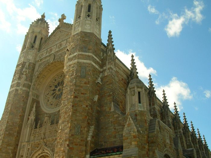 7. Our Lady, Queen of the Most Holy Rosary Cathedral (Toledo)