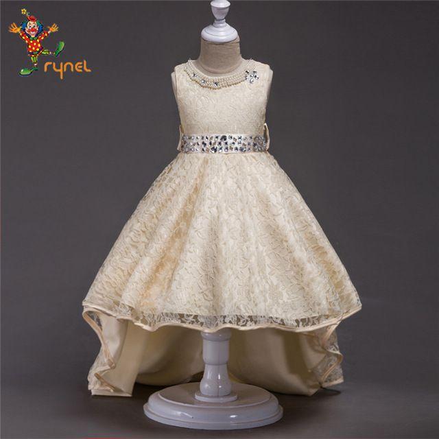 d2b0b80b9 Source PGCC5345 Wholesale 2018 Wedding Designs Children Kids Girl ...