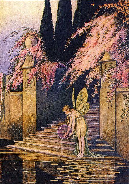 Fairy And Bubble—Ida Outwaithe