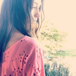 Etch Top in Coral | Hot Online fashion