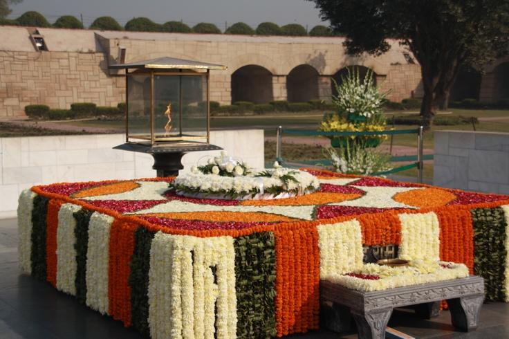 Gandhi monument, Delhi