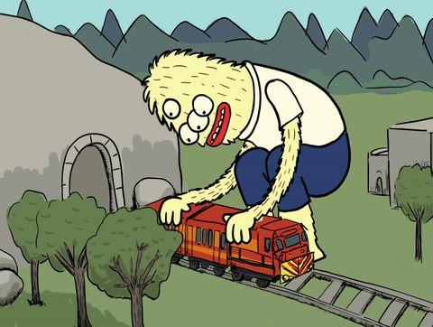 Que no te agarre el pibemostro cuando viajas en tren que se te enquilomba el viaje. Eso y los colectiveros con el pie pesado en el freno son algunas de las cosas a tener en cuenta cuando uno usa el transporte público.