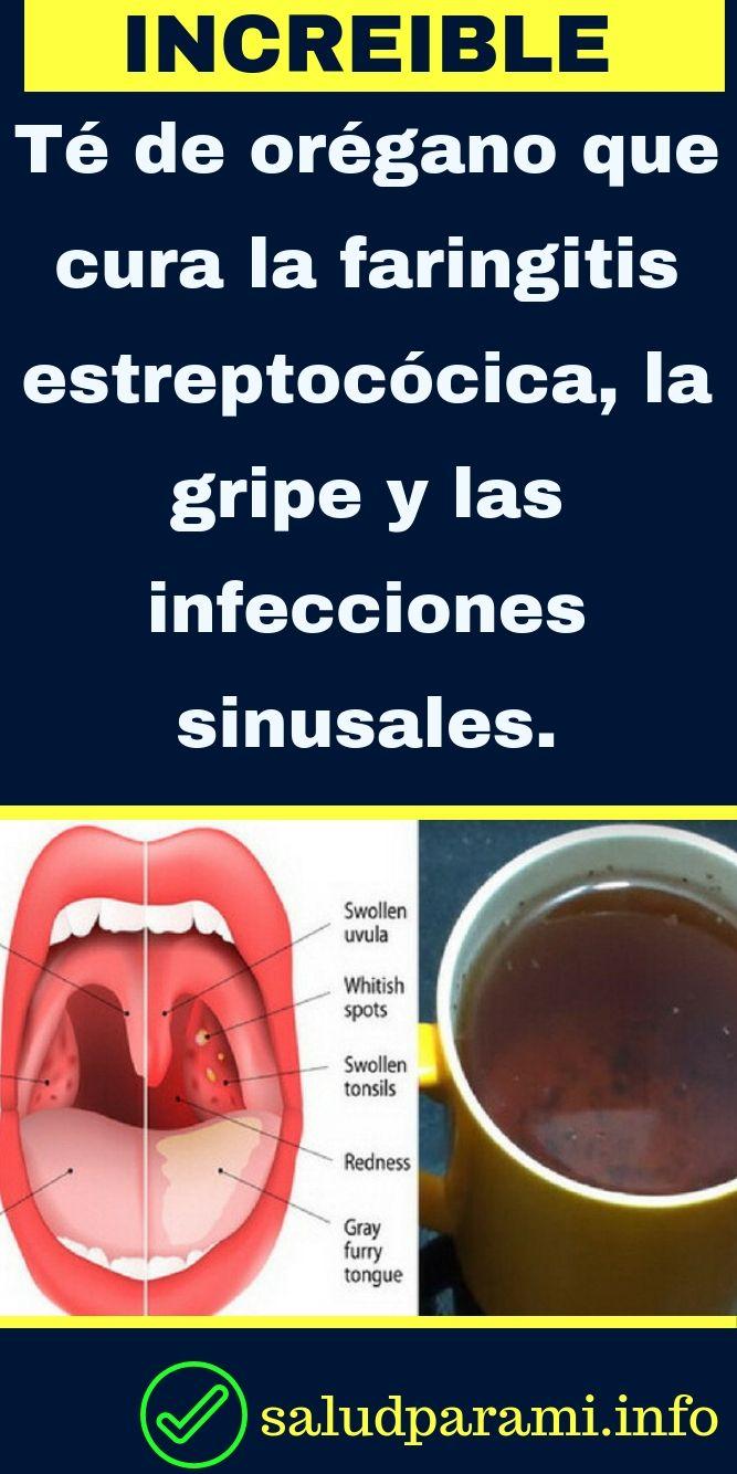 Como curar un dolor de garganta sinusal