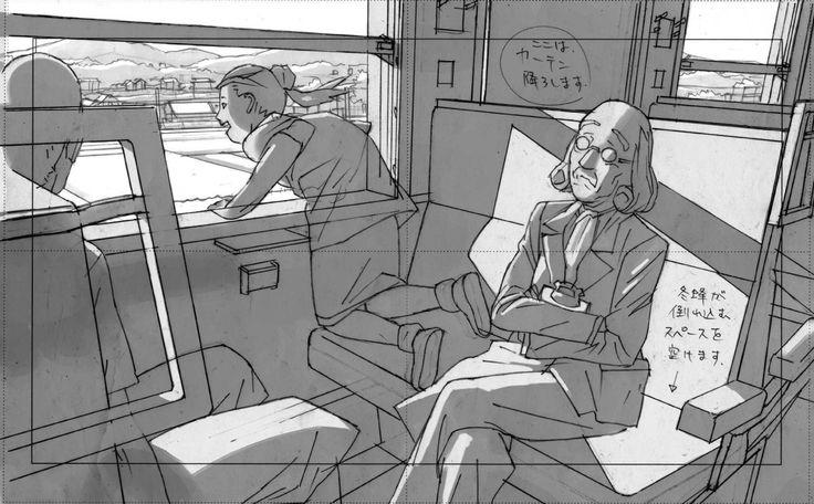 CATSUKA - Image boards by Satoru Utsunomiya for his Paranoia...