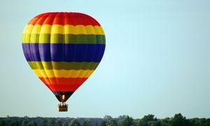 Groupon - Hot Air Balloon Ride for One or Two with Breakfast and Champagne from Adventure Balloon Rides (Up to 51% Off) in Perris. Groupon deal price: $129
