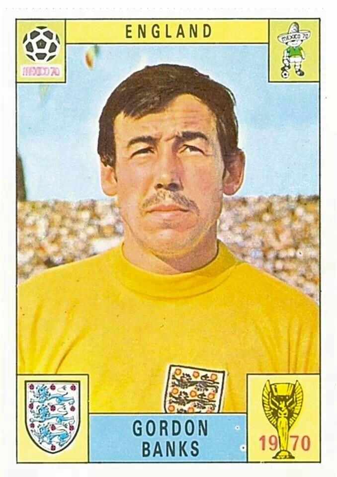 Autor de la mejor atajada de los mundiales de futbol. A Pele en 1970