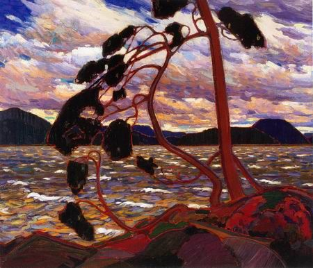 """Jack Pine"" by Tom Thompson, a must-have for any Canadian's art gallery."