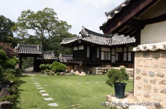한개마을 북비고택  출처는 http://blog.daum.net/jail1966/9648796