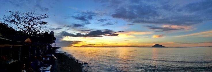 Pantai Malalayang #PanoramaPhoto