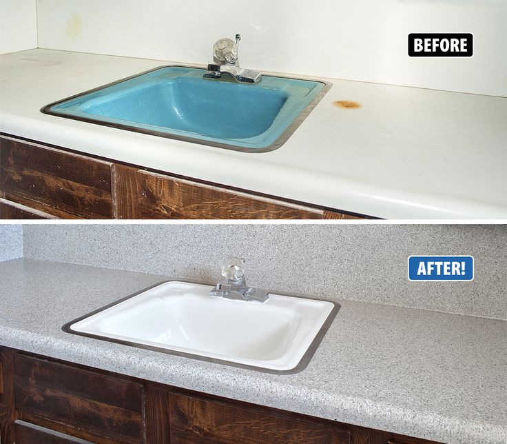 17 Best Images About Kitchen Sink Realism On Pinterest: 17 Best Images About Countertop Refinishing On Pinterest