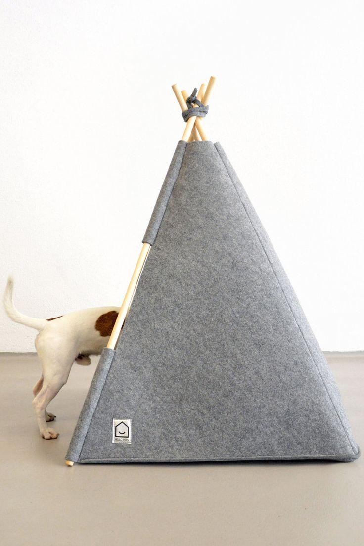 Hundehütte: Praktische, bequeme und stylische Häuser für den Hund
