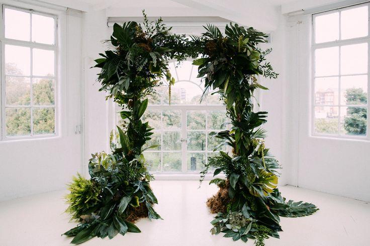 Tropics In The City with @CWVs & @katrinaotter Photo credits Beccy Goddard http://rebeccagoddardphotography.zenfolio.com #bridal #bridallook #wedding #weddingideas #weddinginspiration #coolbride #charliebrear #designerdress #citybride #styledshoot #stylist #perfectdaybride