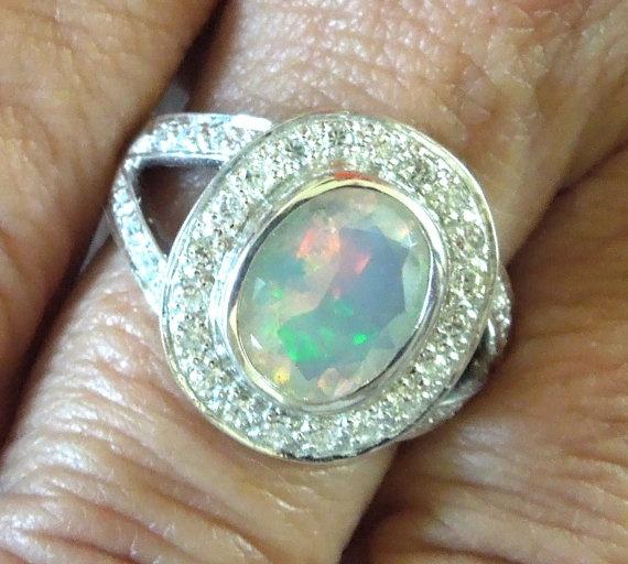 I LOVE OPAL: Ties Were, Opals Rings, Birthstones Opals, Ethiopian Opals, Diamonds, Love Rings, Opals Tiffany,  Bolo,  Bola Ties