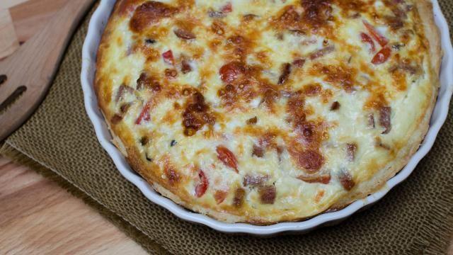 Breakfast Quiche | Mom's Dish