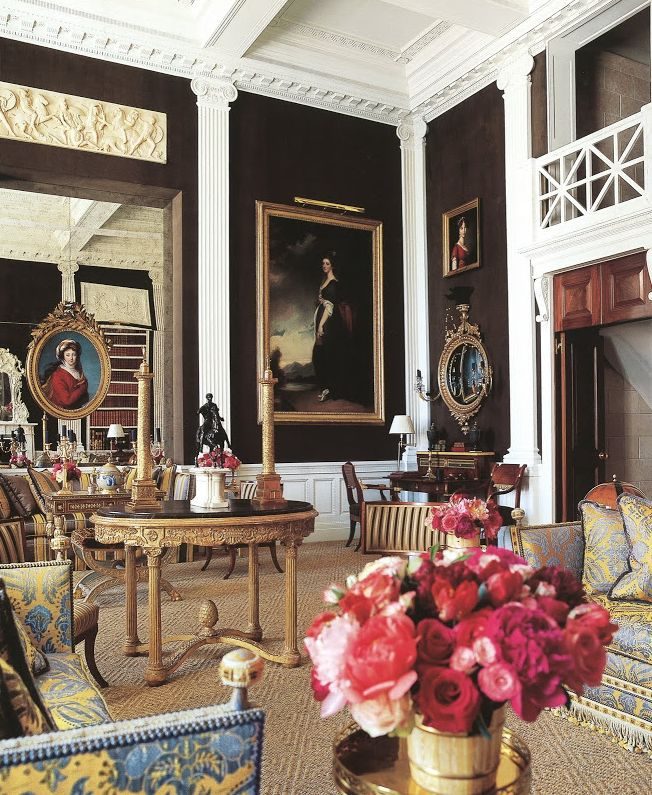 1000 Images About Decorating Carolyne Roehm On Pinterest