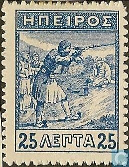 1914 Epirus - Infantryman