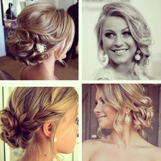 Updos for prom!