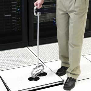 Floor Tile Puller Bracket