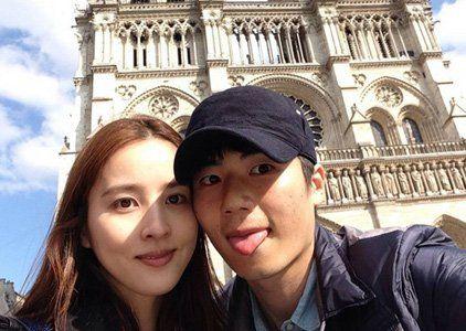 Ki Sung-yueng, Han Hye-jin couple open Instagram account @ HanCinema :: The Korean Movie and Drama Database