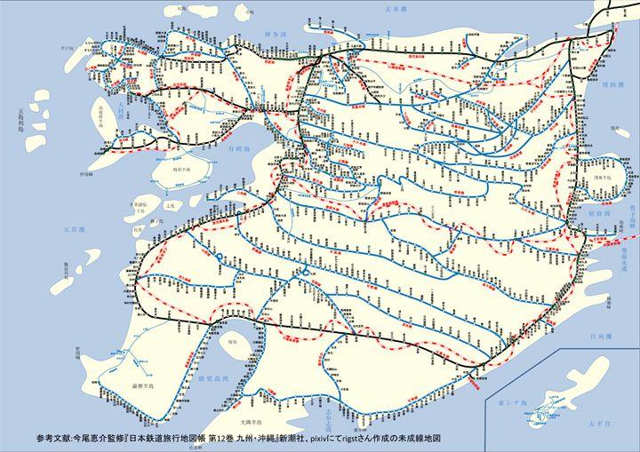 もしも戦前の鉄道敷設計画がすべて実現していたら? 緻密に再現した地図の制作者に話を聞いた