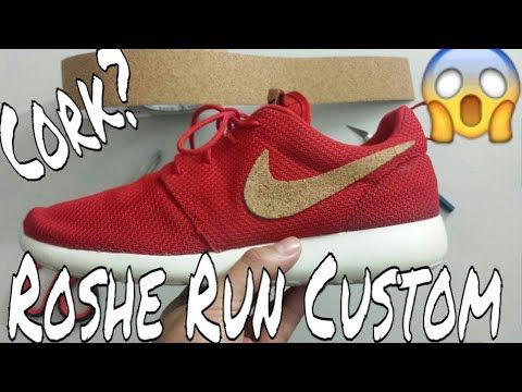 How to Custom Roshe Run