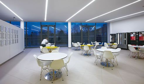 led linear lighting Custom Linear Lighting by Think Wise