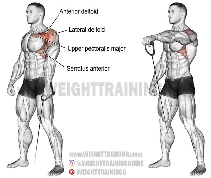 37 best shoulder exercises images on pinterest