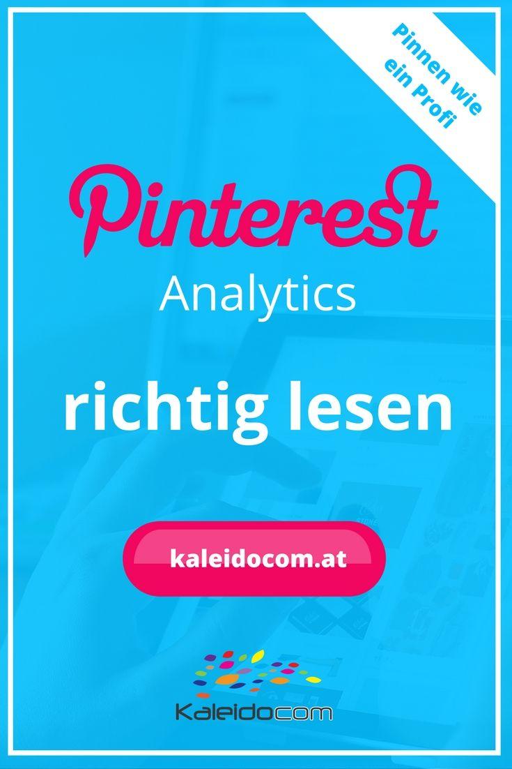 Die Pinterest Statistiken geben Einblick in die Performance der Pins. So werden die Zahlen richtig gelesen. #pinteresttipp #pinterestmarketing