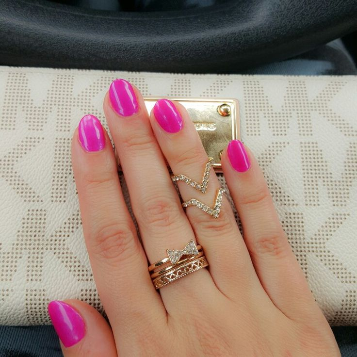 Tutti Frutti Nails: 18 Best CND Shellac Pink Shades Images On Pinterest