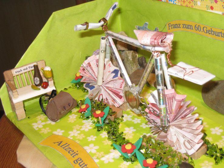 Geldgeschenk für ein Fahrrad | Frag Mutti