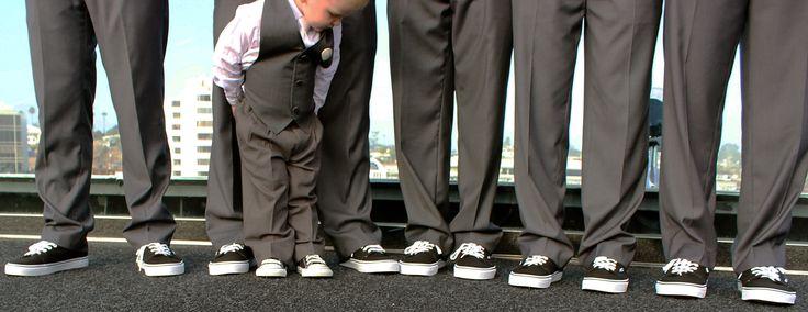 Groomsmen Vans wedding shoes #vans #vansgroomsmenshoes #vansringbearer
