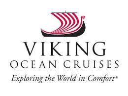 Viking Ocean Cruises logo.