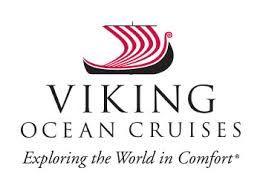 Viking Ocean Cruises logo.