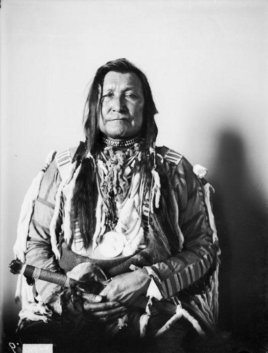 Mountain Chief - Pikuni Nation - 1903