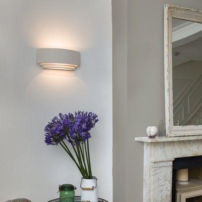 Amalfi Ceramic Wall Light - Lighting Direct