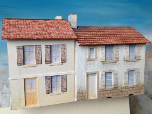 Réseau Saint Michel • Posts Tagged 'paper model'