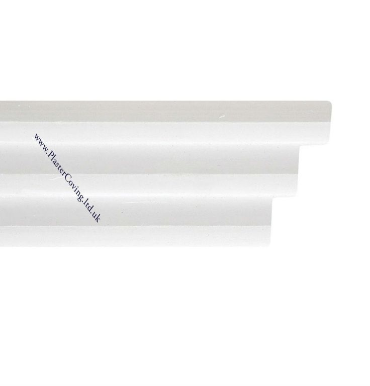 3 Step Plaster Coving<br>95mm x 70mm